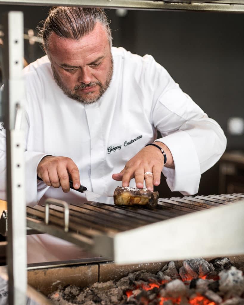 Grégory Coutanceau - Chef cuisinier