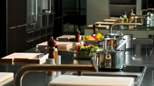 Ecole de cuisine - La Classe des Gourmets - La Rochelle
