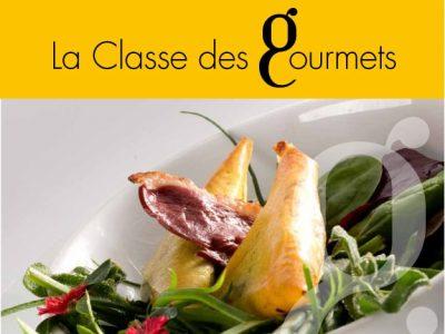 Couverture La Classe des Gourmets tom 1