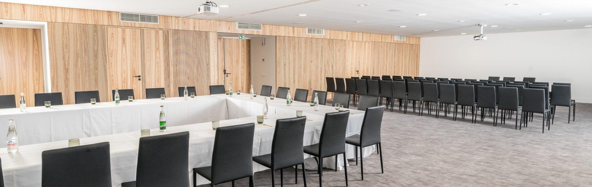 Salle de réception - Vivres Rochefort