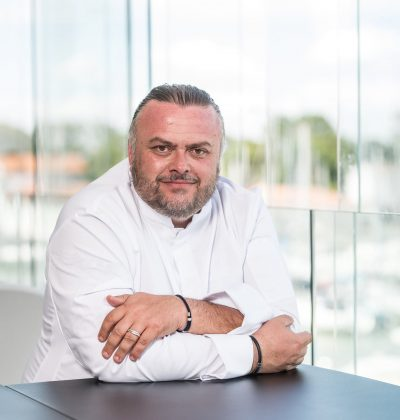 Grégory Coutanceau - Chef de cuisine